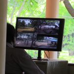 Elemotion's surveillance system for ETH