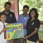 with Kaudulla staff.logo